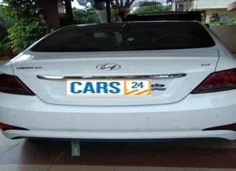 2015 Hyundai Verna 1.6 SX VTVT AT (O)