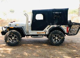 Buy Used Mahindra Jeep In Undefined Cars24