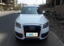2011 Audi Q5 3.0 TDI QUATTRO