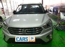 2016 Hyundai Creta 1.6 SX AT PETROL