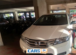 2012 Honda City CORPORATE MT