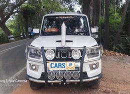 2019 Mahindra Scorpio S7 140 BHP 2WD