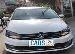 2015 Volkswagen Vento COMFORTLINE TDI AT