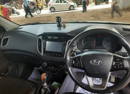 2017 Hyundai Creta 1.6 SX PLUS DUAL TONE CRDI