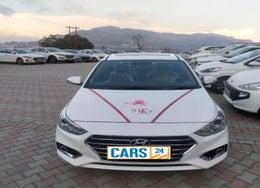 2020 Hyundai Verna SX DIESEL AT