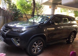 2019 Toyota Fortuner 2.8 4x4 AT