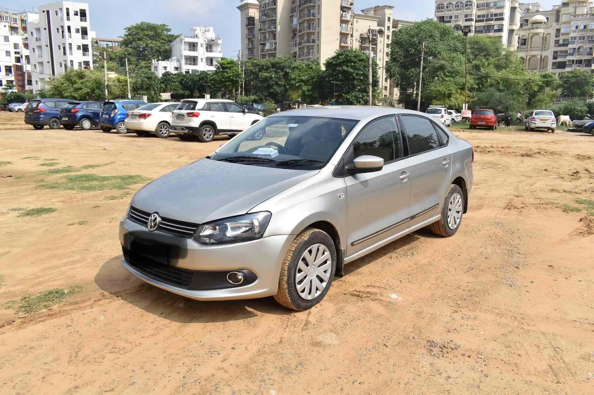 Buy Used Volkswagen Vento In Undefined Cars24