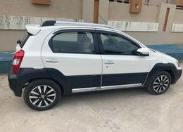 2018 Toyota Etios VD
