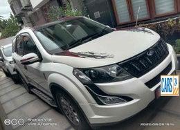2017 Mahindra XUV500 SPORTZ LTD
