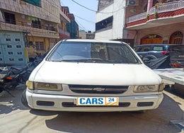 2005 Chevrolet Tavera B2 8 STR BS III