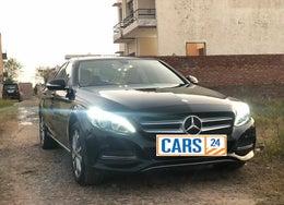 2015 Mercedes Benz C Class C 220 CDI AVANTGARDE