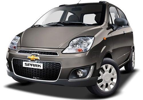 Chevrolet Spark - Sand Drift Grey