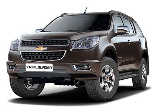 Chevrolet Trailblazer - Auburn Brown