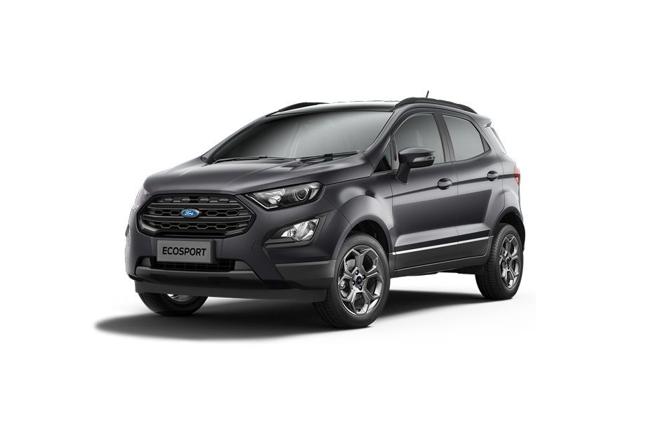 Ford EcoSport - Smoke Grey