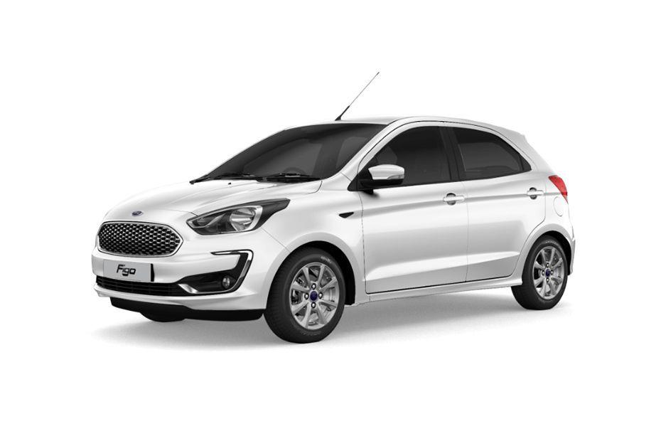 Ford Figo - Oxford White