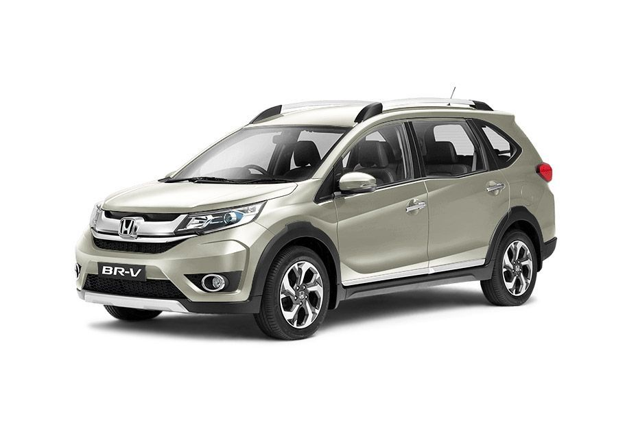 Honda BRV - Orchid White Pearl