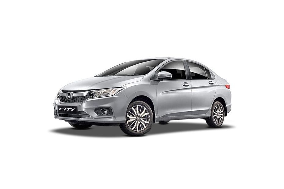 Honda City - Lunar Silver Metallic