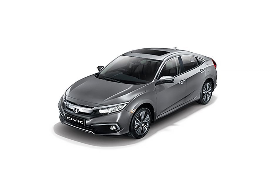 Honda Civic - Modern Steel Metallic