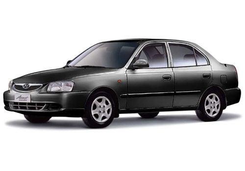 Hyundai Accent - Black