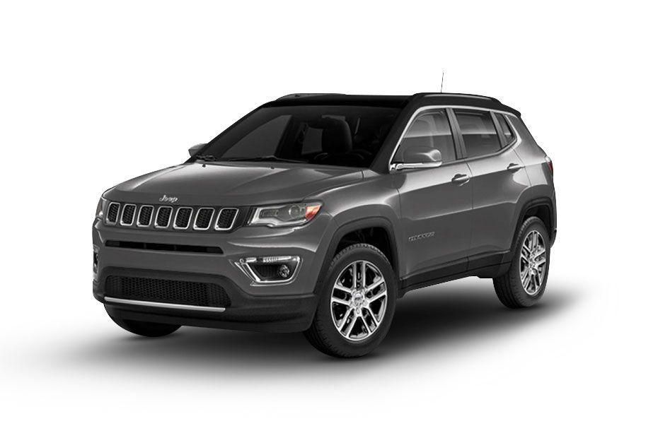 Jeep Compass - Magnesio Grey