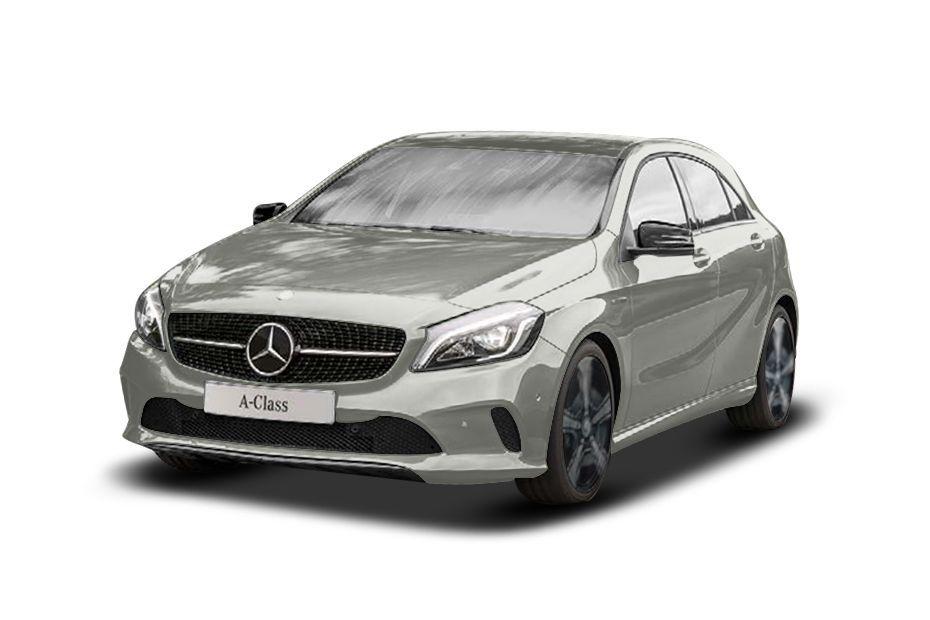 Mercedes-Benz A-Class - Cirrus White