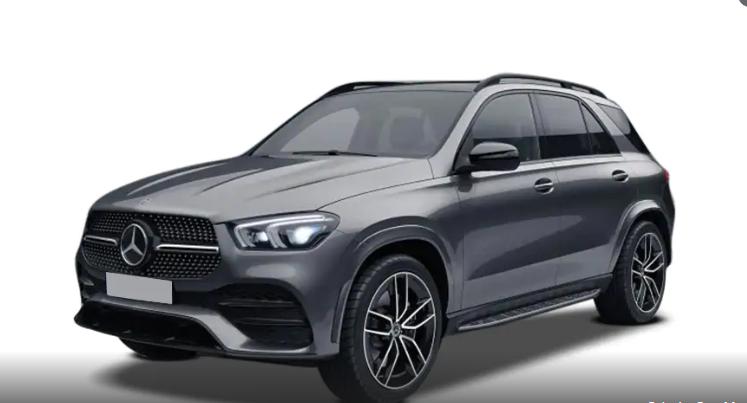 Mercedes-Benz GLE - Selenite Grey Metallic