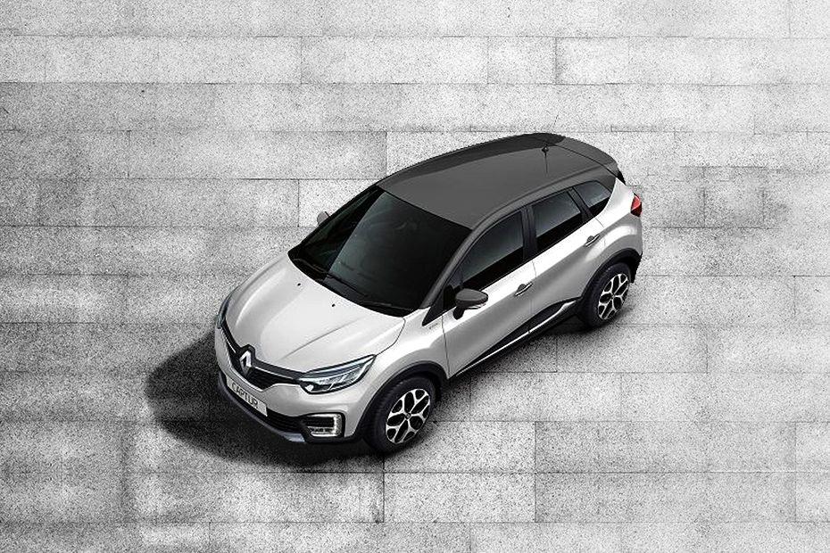 Renault Captur - Sparkling White