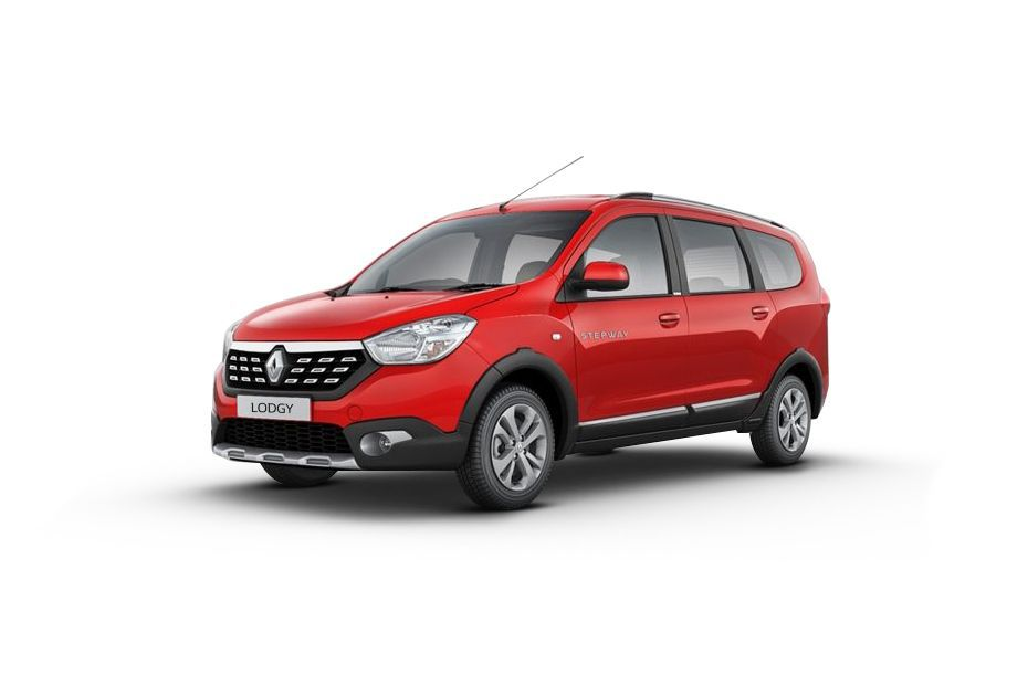 Renault Lodgy - Fiery Red