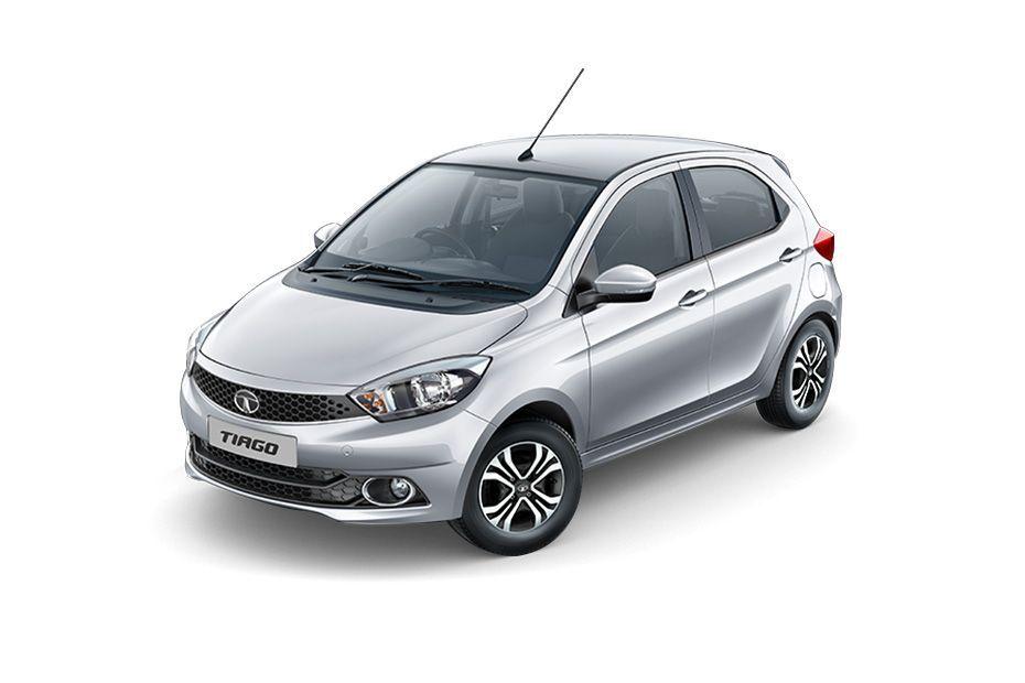 Tata Tiago - Platinum Silver