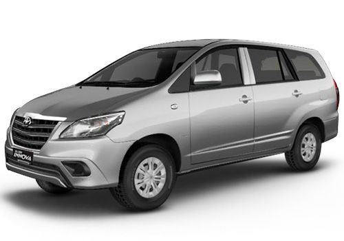 Toyota Innova - Silver Mica Metallic