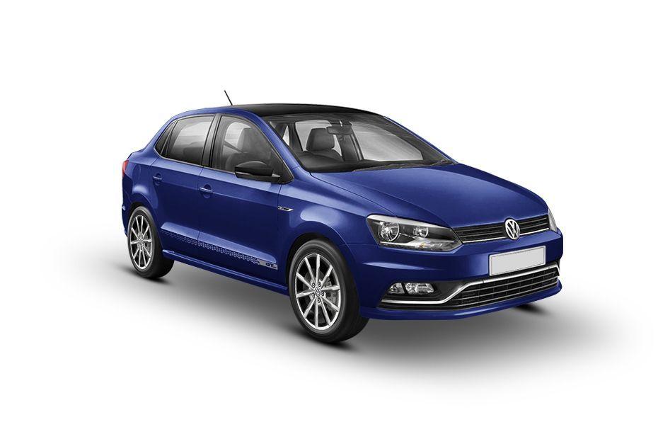 Volkswagen Ameo - Lapiz Blue