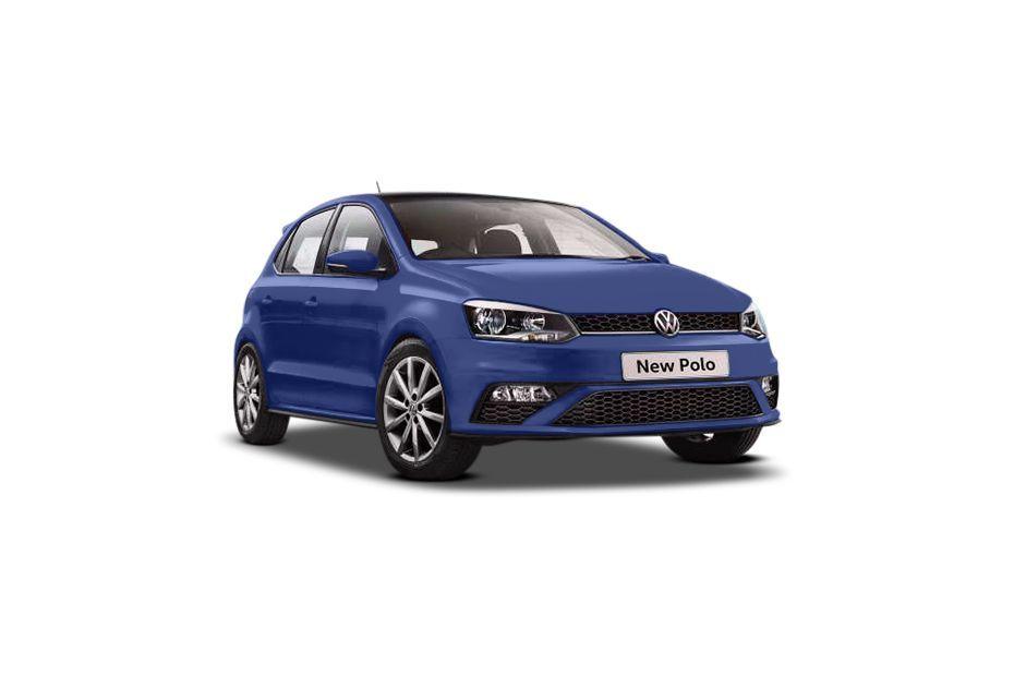 Volkswagen Polo - Lapiz Blue