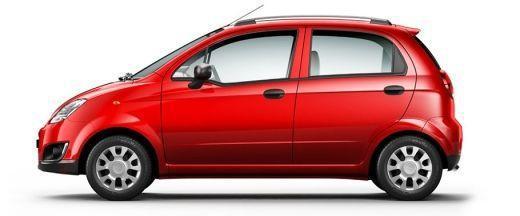 Chevrolet Spark - exterior