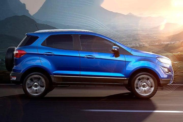 Ford EcoSport - exterior