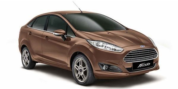 Ford Fiesta - exterior