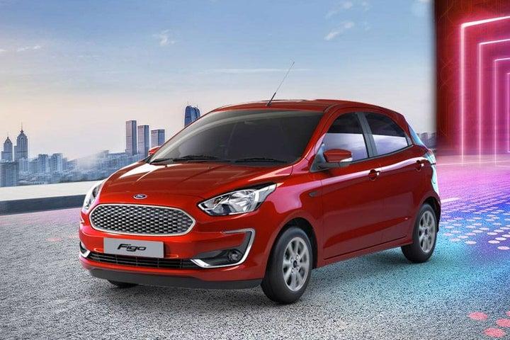 Ford Figo - exterior