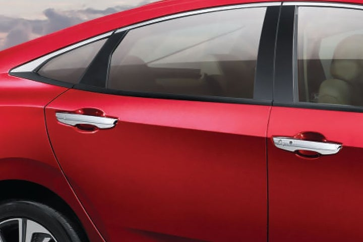 Honda Civic - exterior