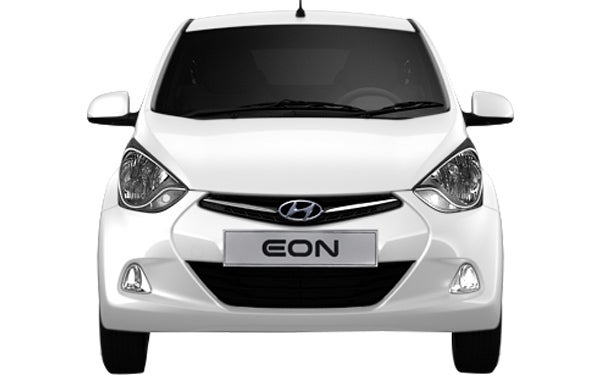 Hyundai EON - exterior