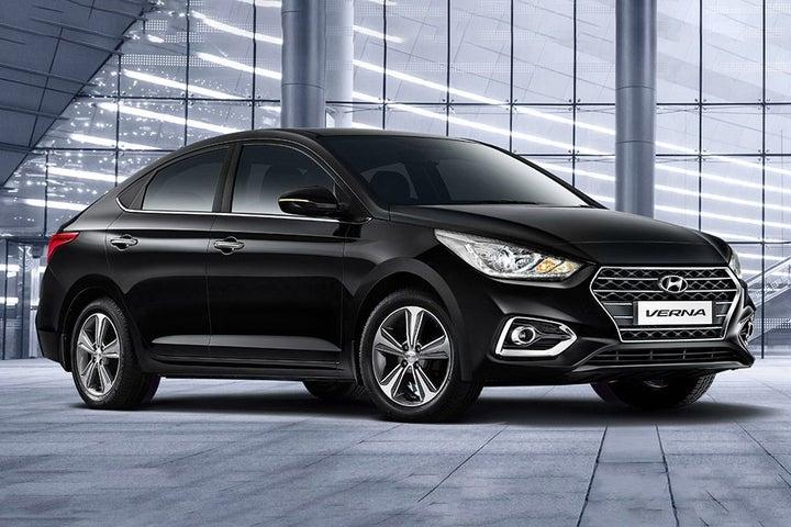 Hyundai Verna - exterior