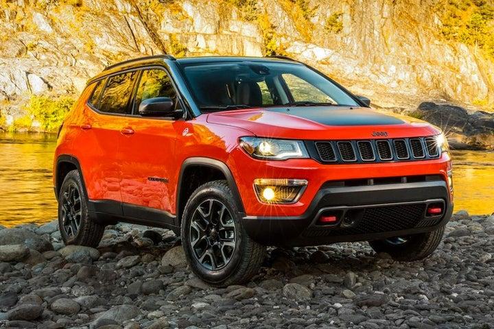 Jeep Compass - exterior