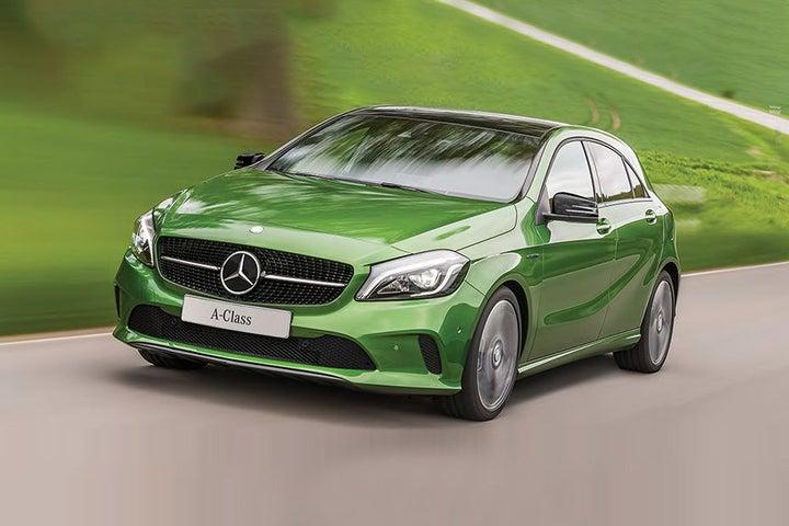 Mercedes-Benz A-Class - exterior