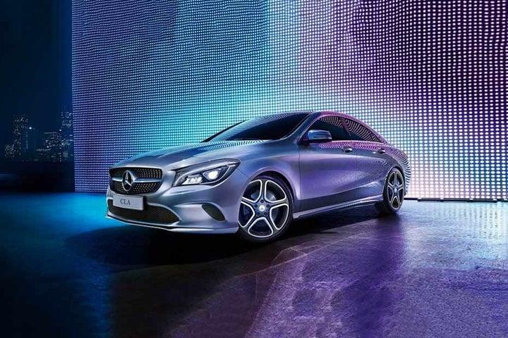 Mercedes-Benz CLA - exterior