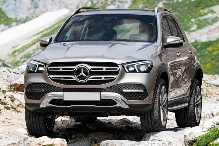 Mercedes-Benz GLE - exterior