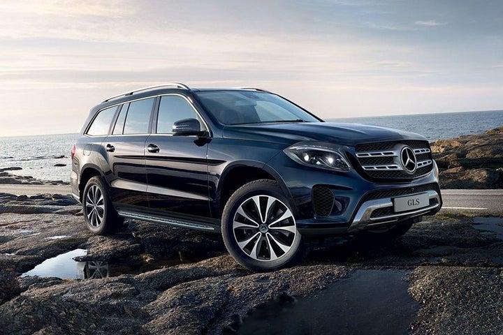 Mercedes-Benz GLS - exterior