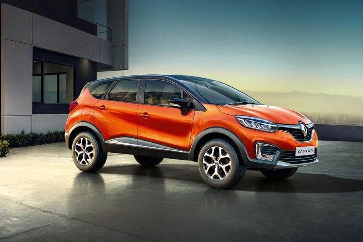 Renault Captur - exterior
