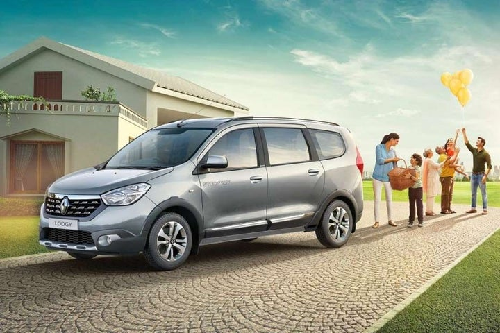 Renault Lodgy - exterior