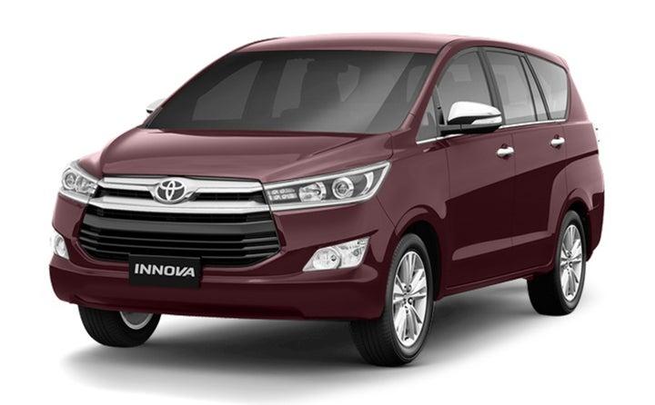 Toyota Innova - exterior