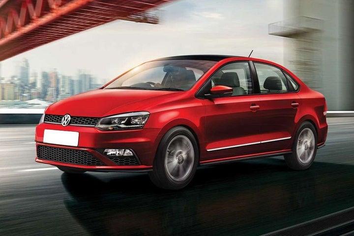Volkswagen Vento - exterior