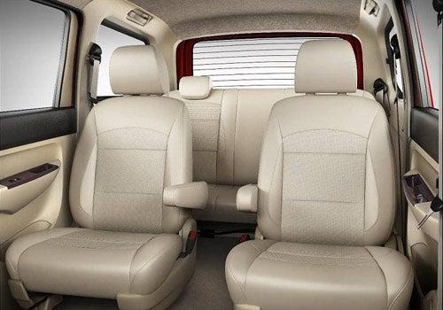 Chevrolet Enjoy - interior