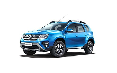 Renault Duster - Front Side